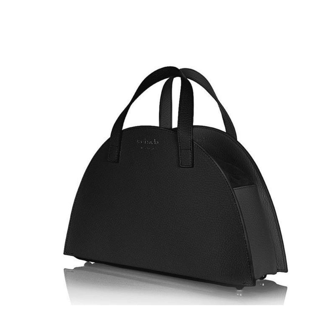 Giada Mini Cross Body Bag Black
