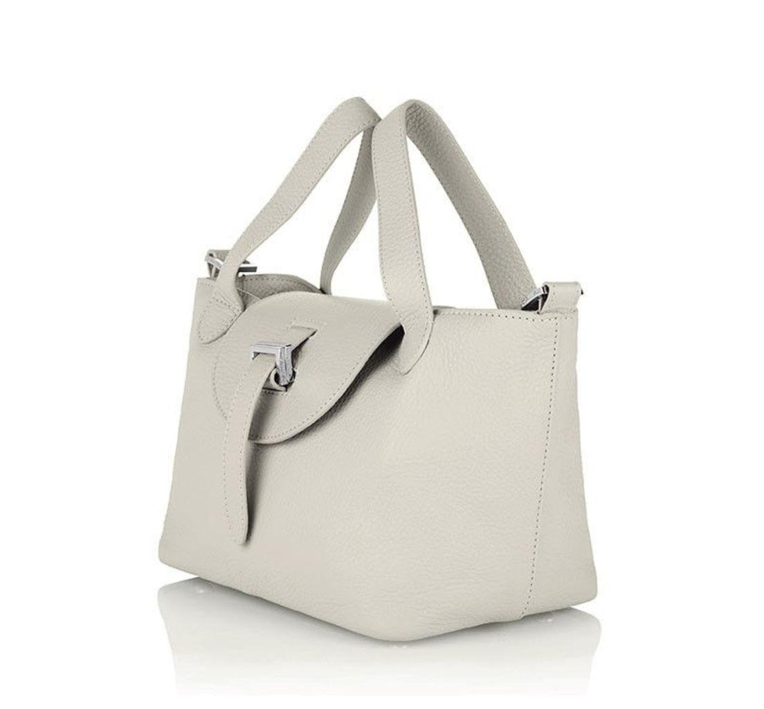 Thela Mini Cross Body Bag Cloud Grey