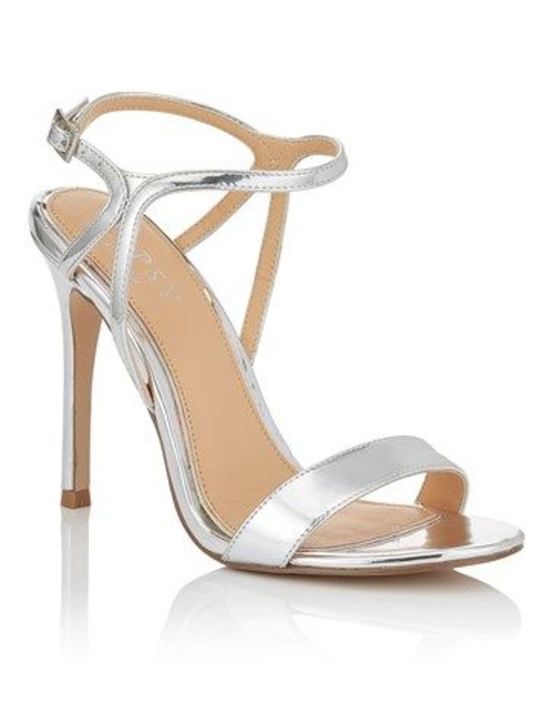 Lipsy Mirror Metallic Sandals