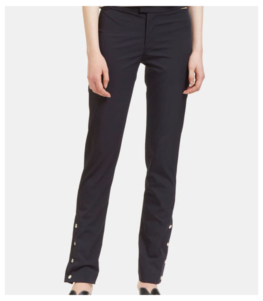 Technical Popstud Cuff Pants