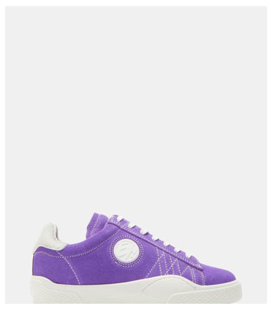 Wave Suede Sneakers