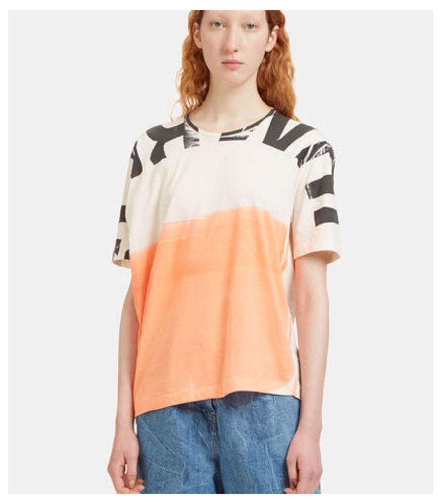 Edgy Printed T-Shirt