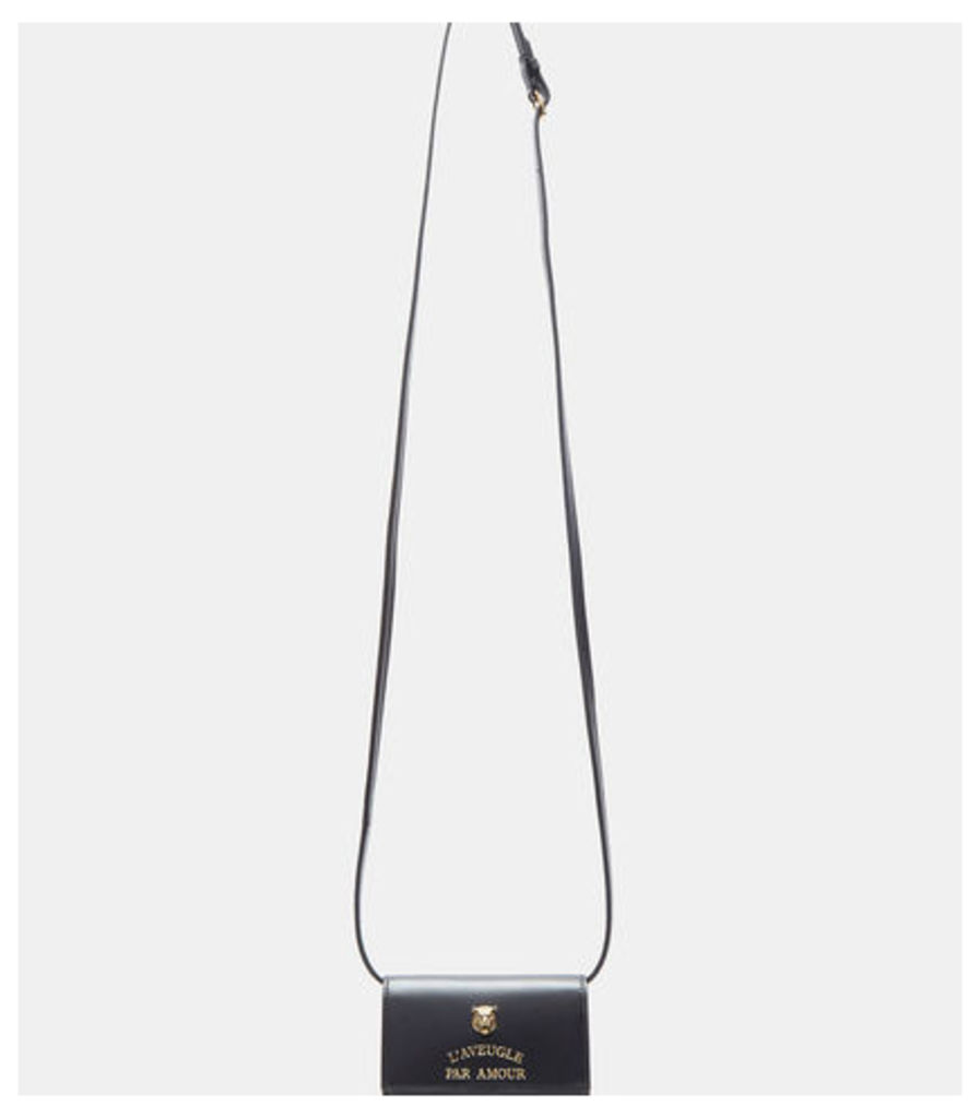 Mini L'Aveugle par Amour Crossbody Bag