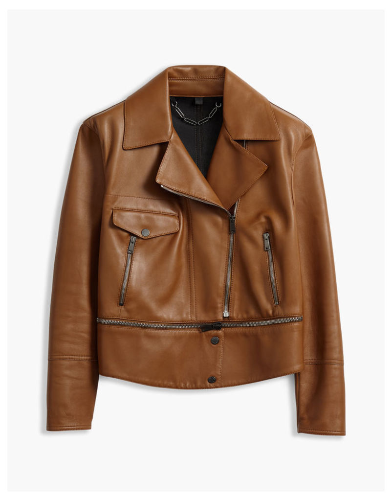 Belstaff Avenhan Blouson Jacket Brown/Black