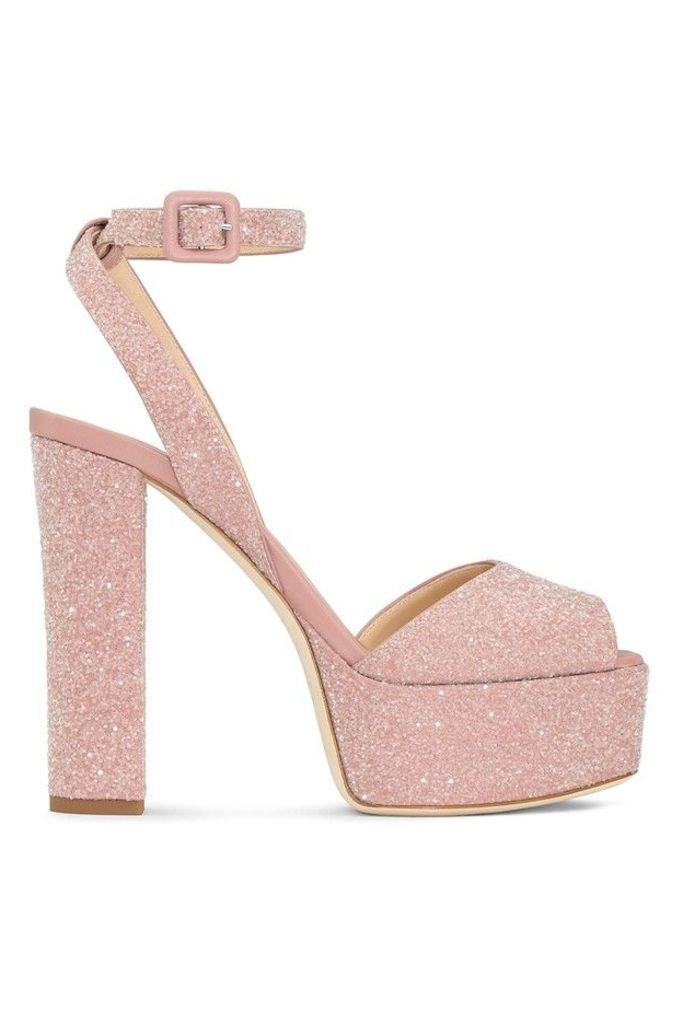 Betty Pink Glitter