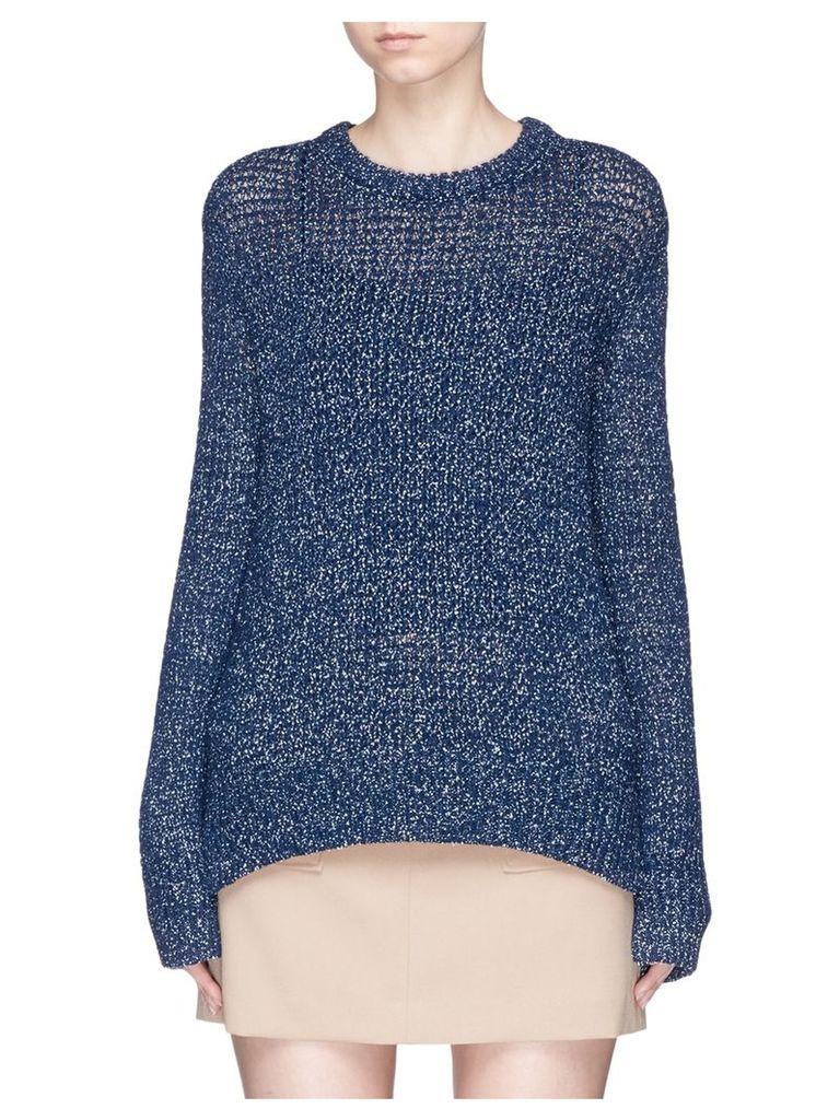 'Marina' crew neck sweater