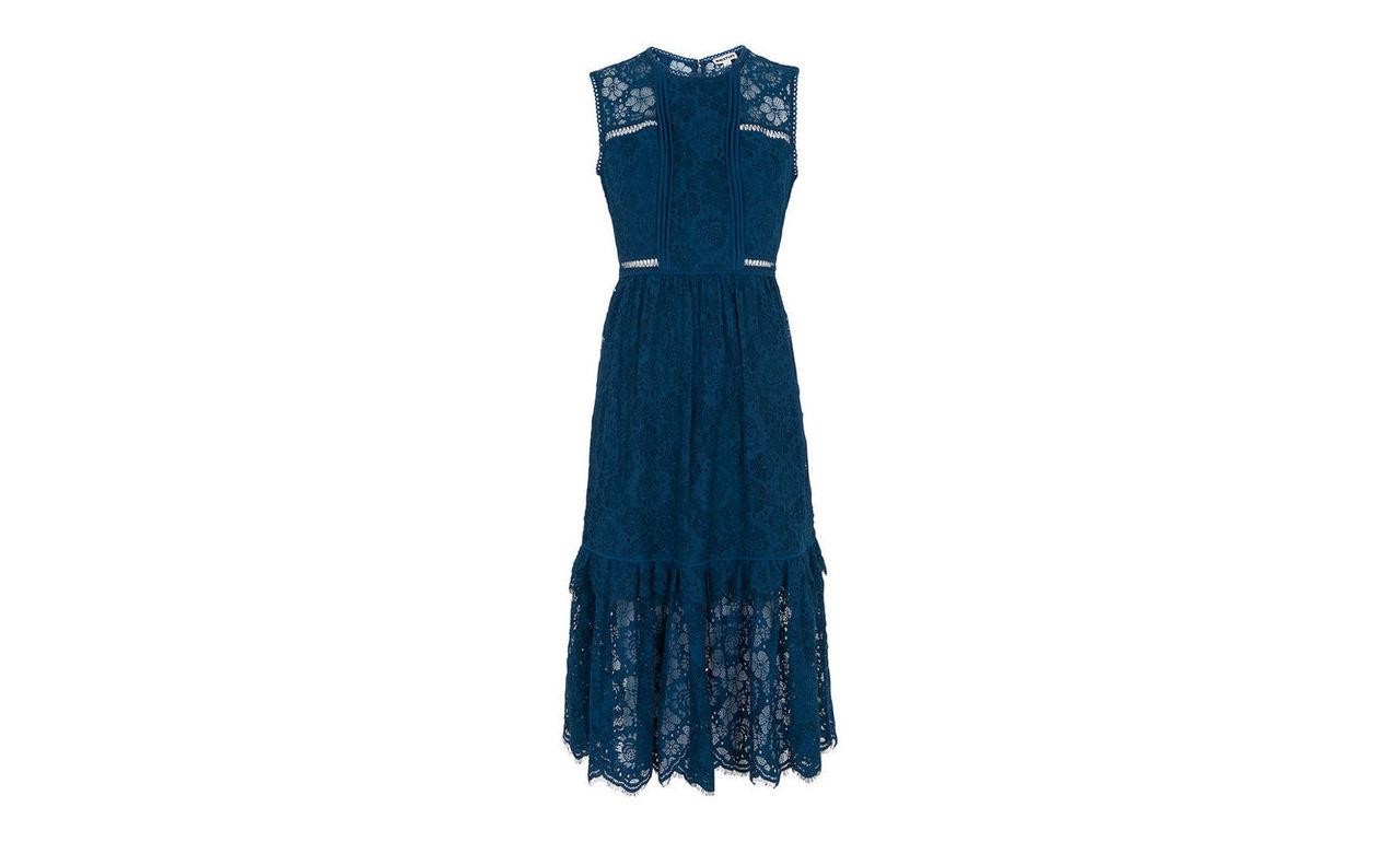 Rosie Lace Panel Dress