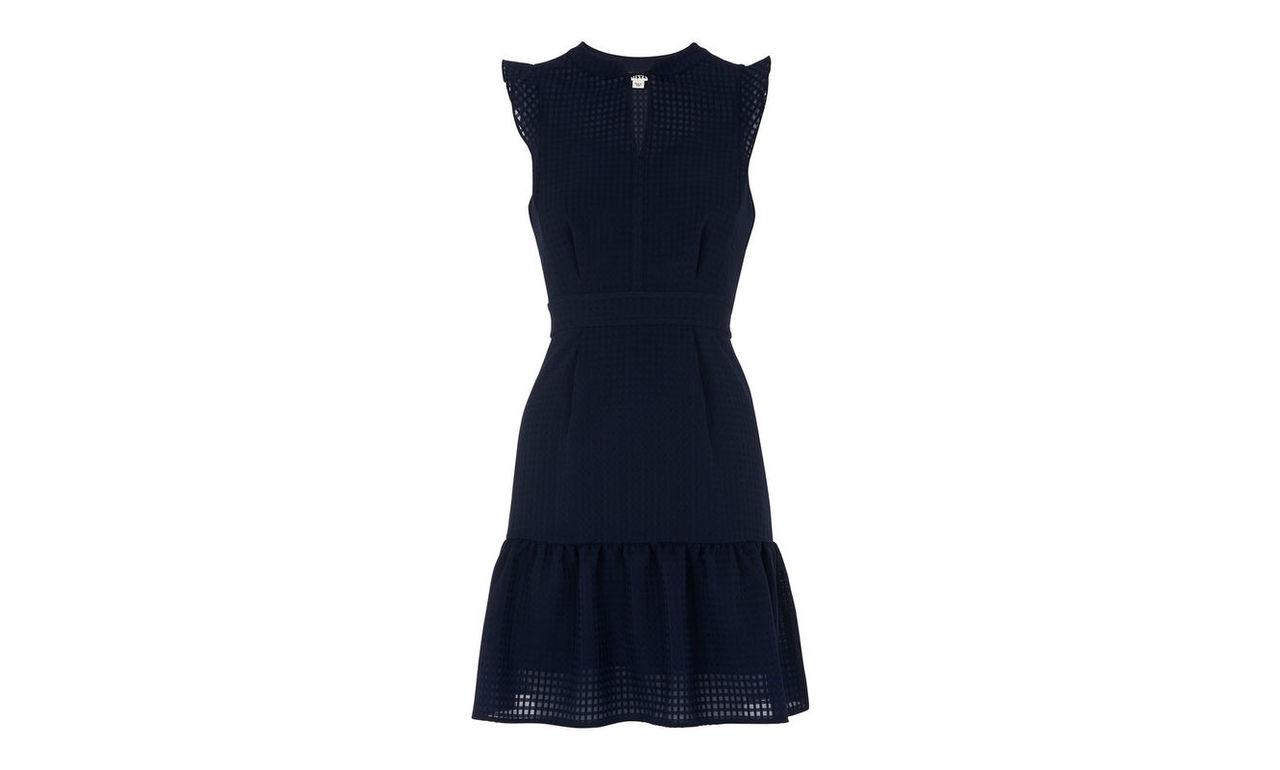Raechelle Frill Sleeve Dress