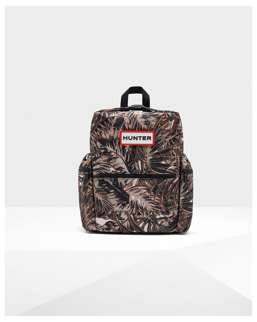 Original Top Clip Printed Backpack