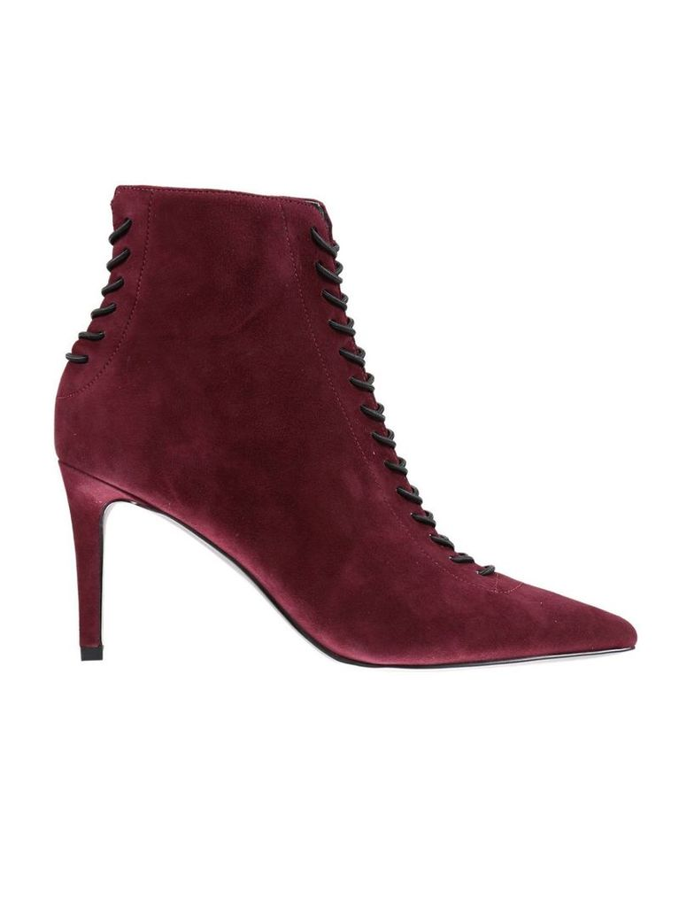 Heeled Booties Shoes Woman Kendall + Kylie