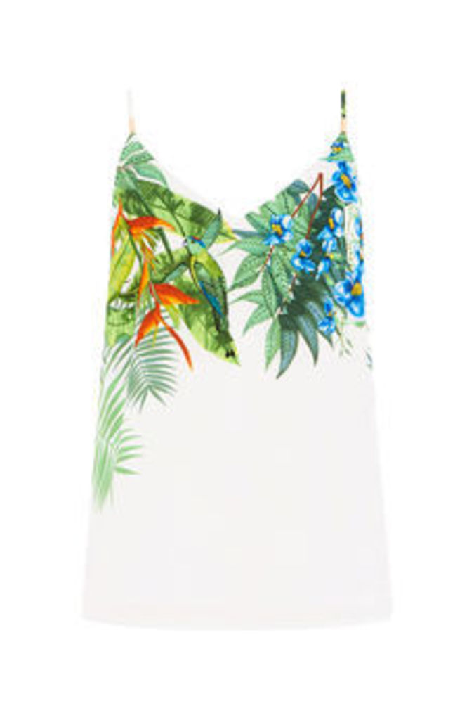 TROPICAL PLACEMENT CAMI