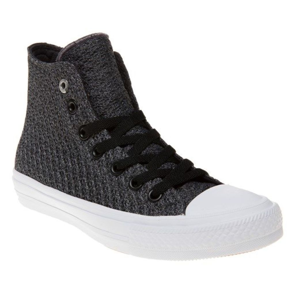 Converse Chuck Taylor All Star II High Trainers, Thunder/White/Black