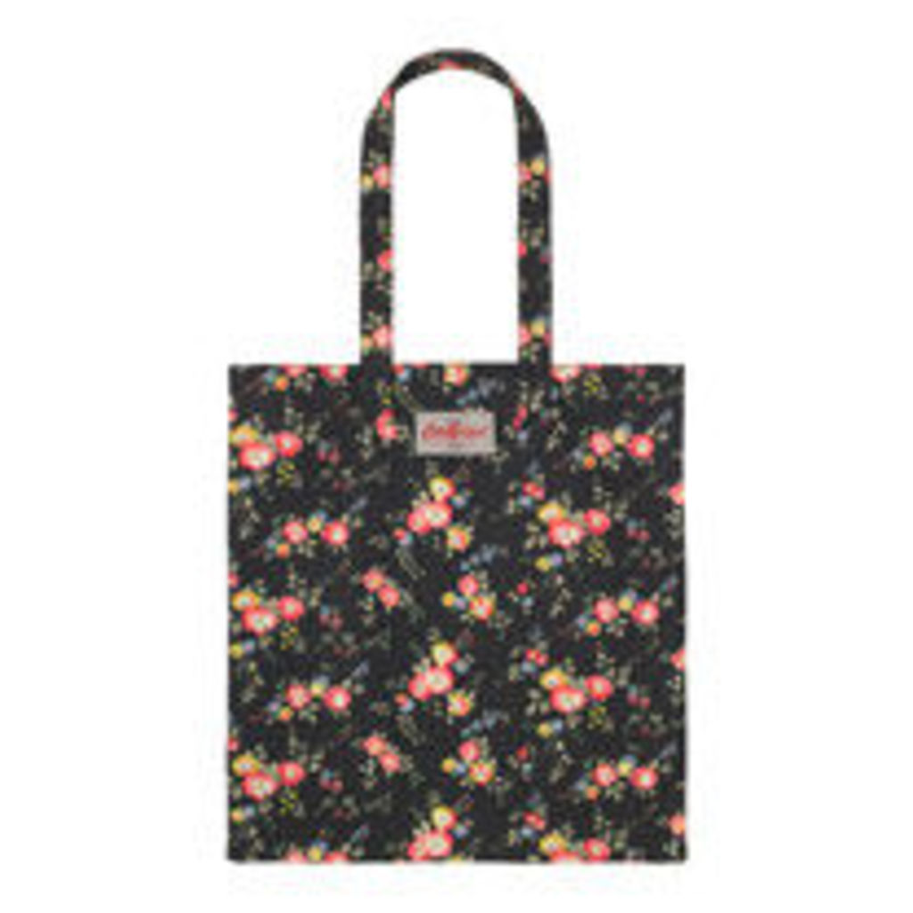 Bleached Flowers Book Bag