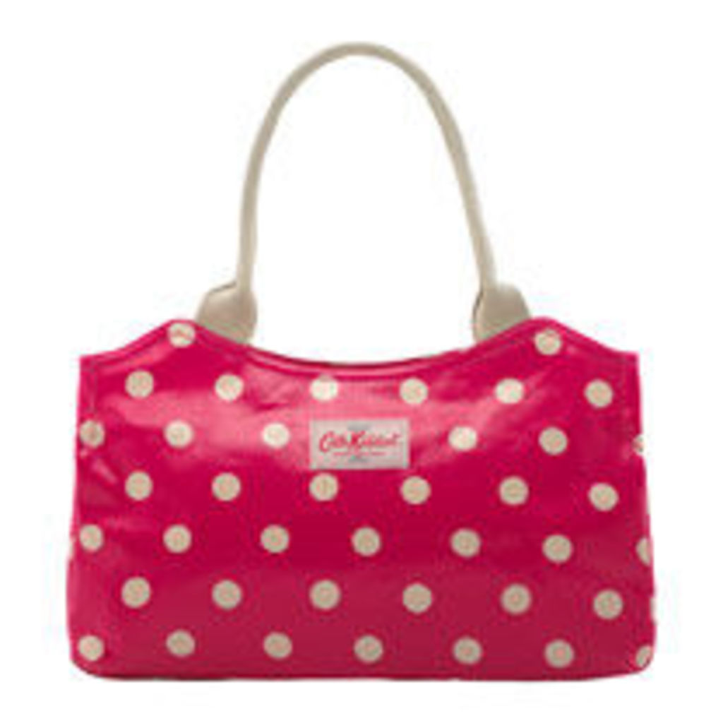 Button Spot Handbag