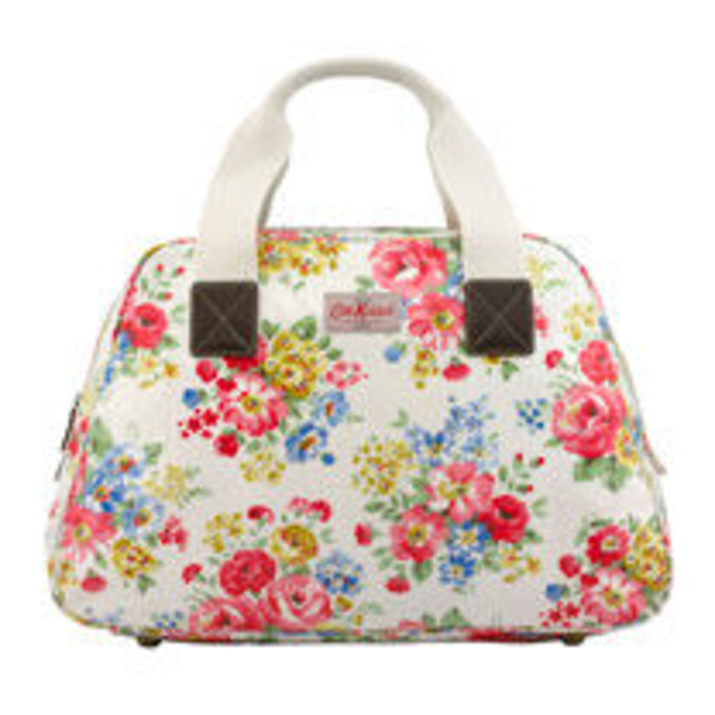 Spring Bouquet Overnight Bag