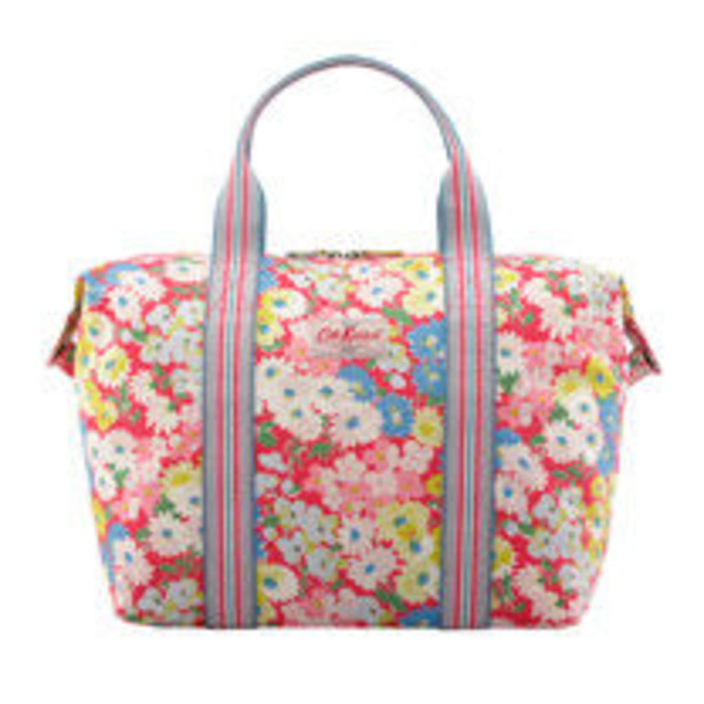 Daisy Bed Foldaway Shopper Bag