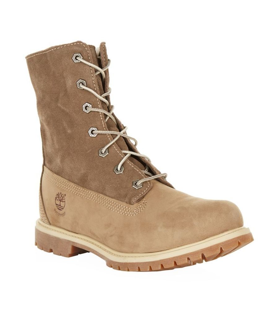 Timberland, Fleece Lined Boots, Female