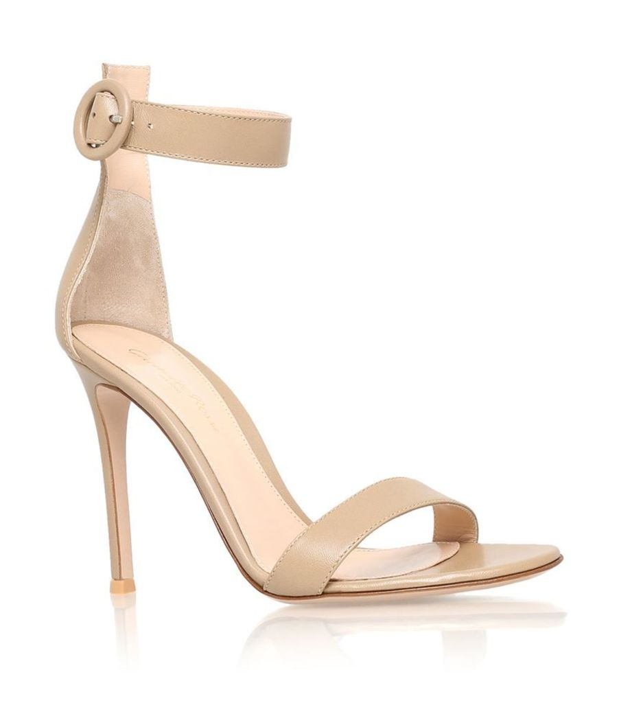 Gianvito Rossi, Como Heeled Sandals, Female