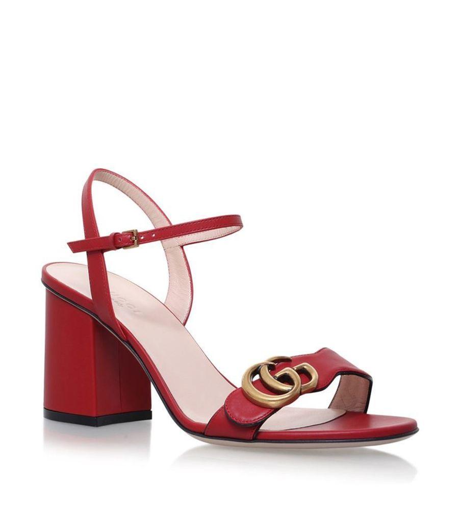 Gucci, Marmont Sandals 75, Female