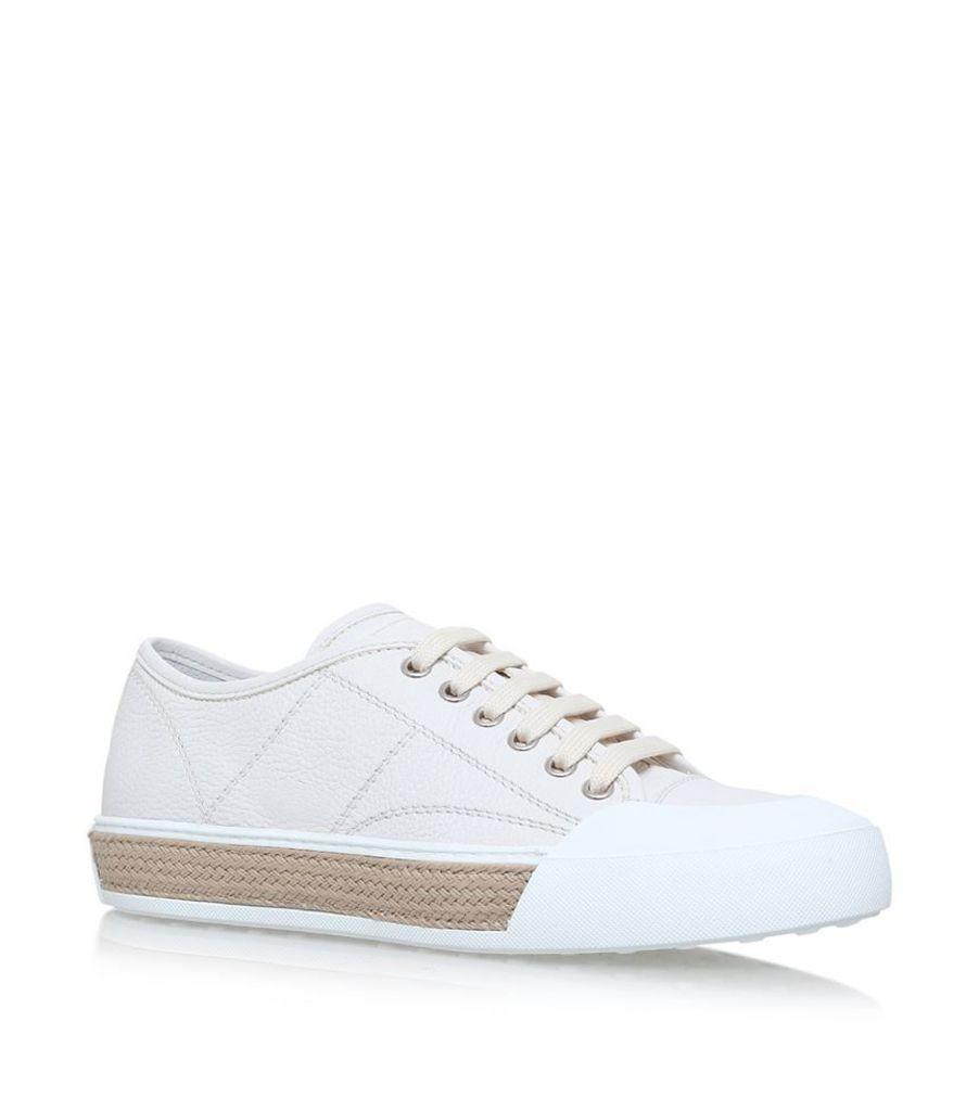 Tod'S, Gomma Raffia Sneakers, Female