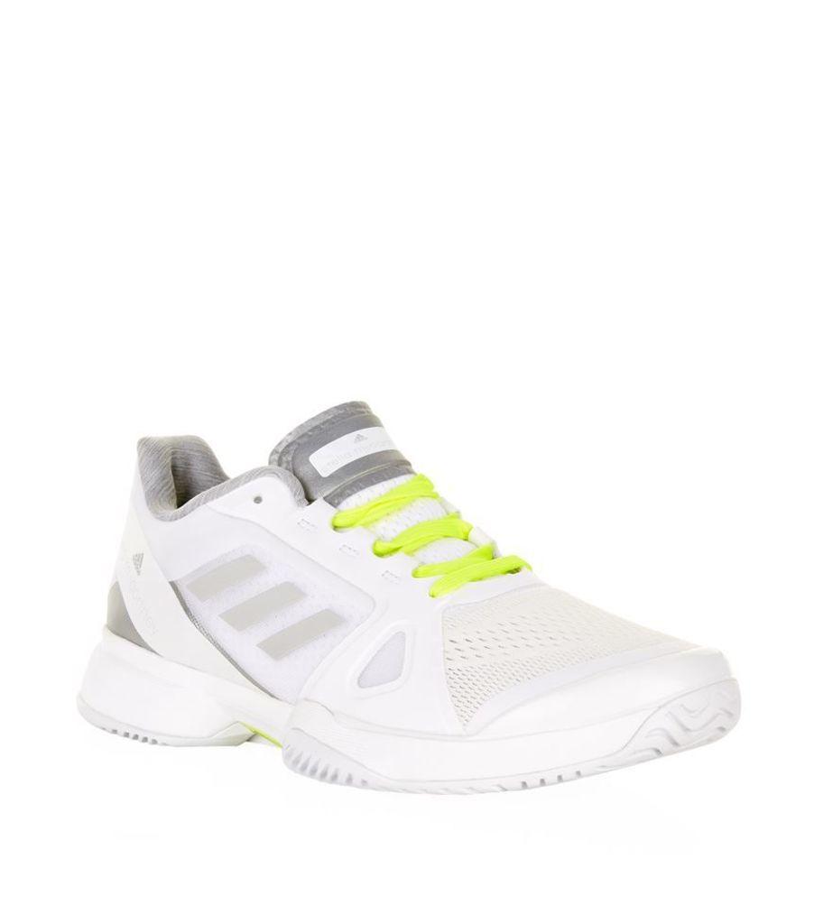 Adidas By Stella Mccartney, Barricade Tennis Sneakers, Female