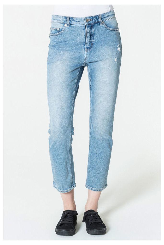 Level Light Stone Jeans