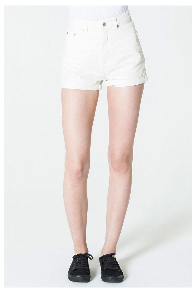 Donna Summer White Shorts