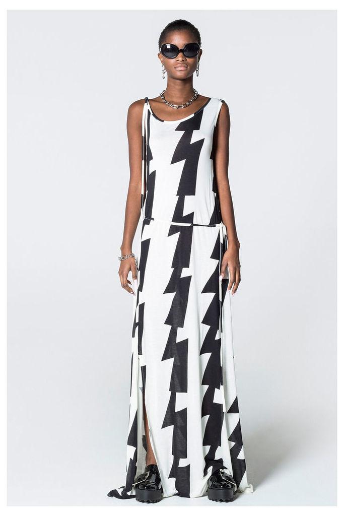 Echo Olympia Stripe Dress