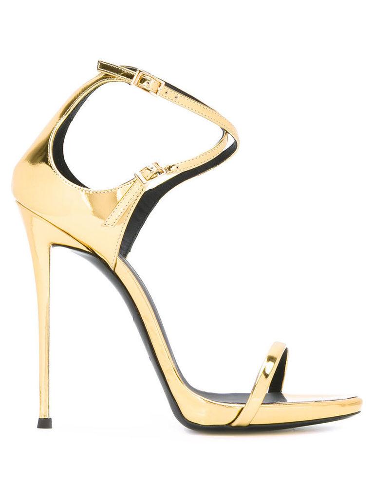Giuseppe Zanotti Design sandals, Women's, Size: 36, Grey