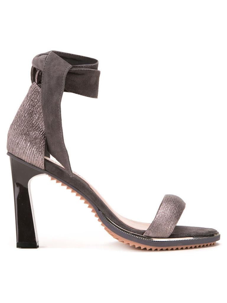 Ginger & Smart Euphoria tie sandals, Women's, Size: 41, Grey