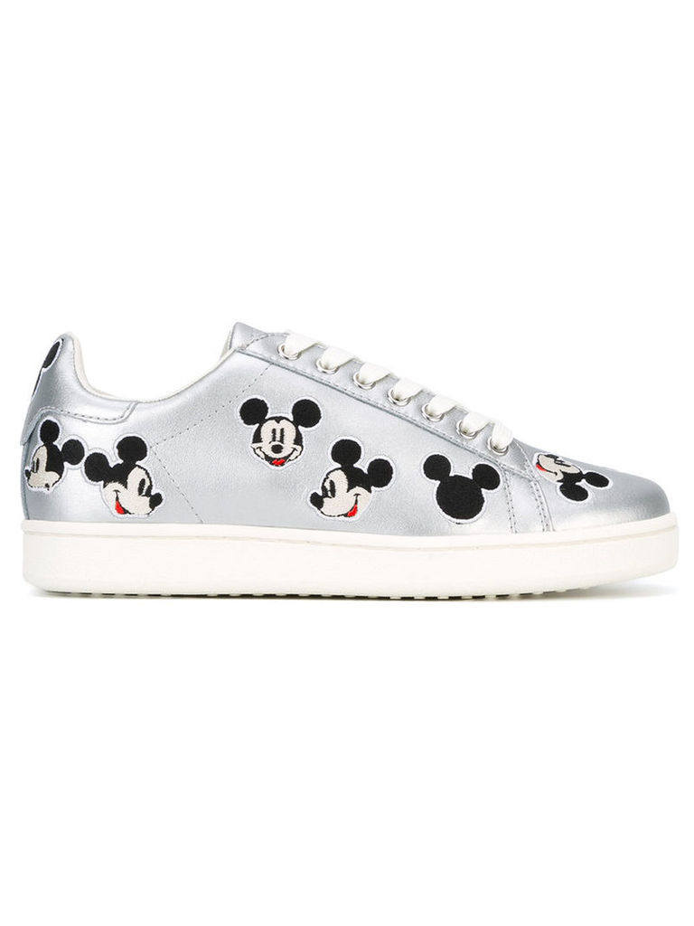 Moa Master Of Arts Mickey Mouse sneakers, Women's, Size: 38, Grey