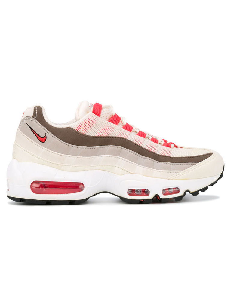 Nike Air Max 95 OG sneakers, Women's, Size: 3, Nude/Neutrals