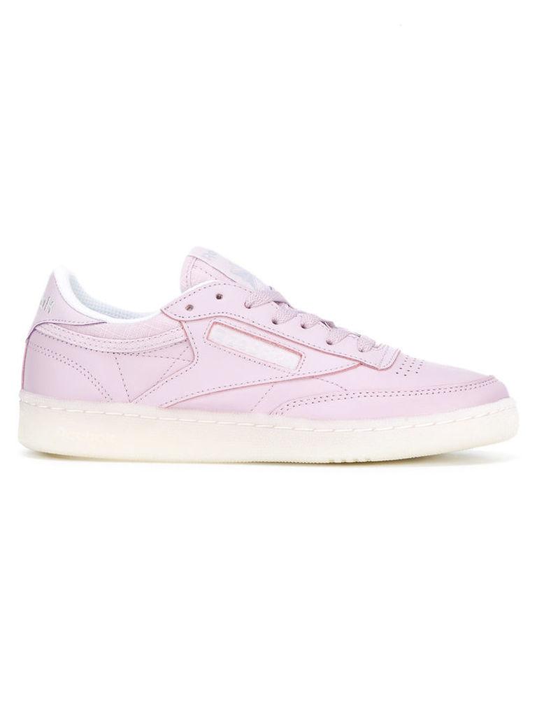 Reebok Club C 85 Vintage sneakers, Women's, Size: 37.5, Pink/Purple