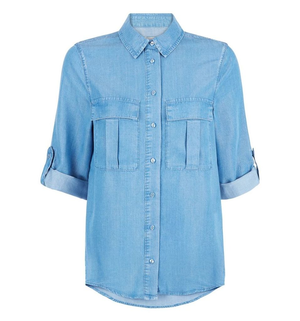 Skye Chambray Shirt