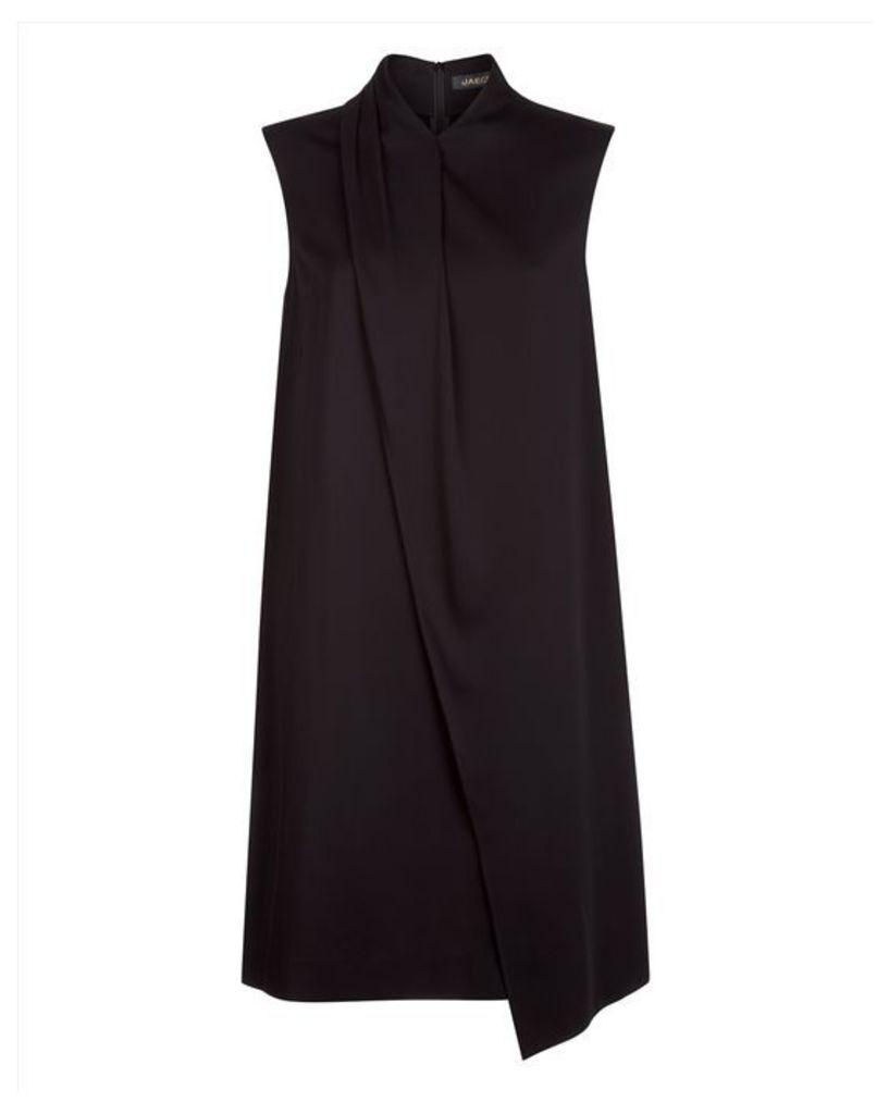 Draped Layer Dress