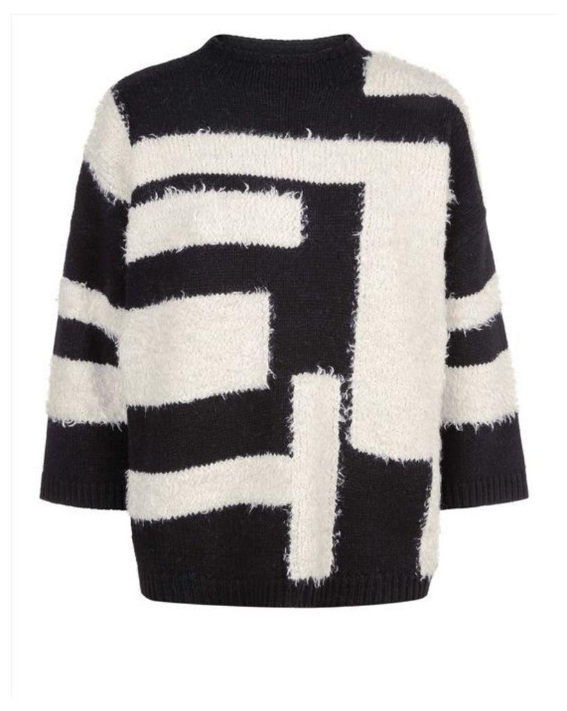 Laboratory Graphic Sweater