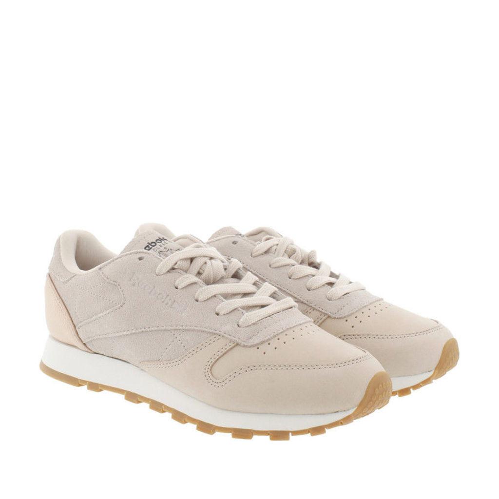 Reebok Sneakers - Classic Golden Neutrals Sneaker Sandtrap/Rose Gold/Chalk - in purple - Sneakers for ladies