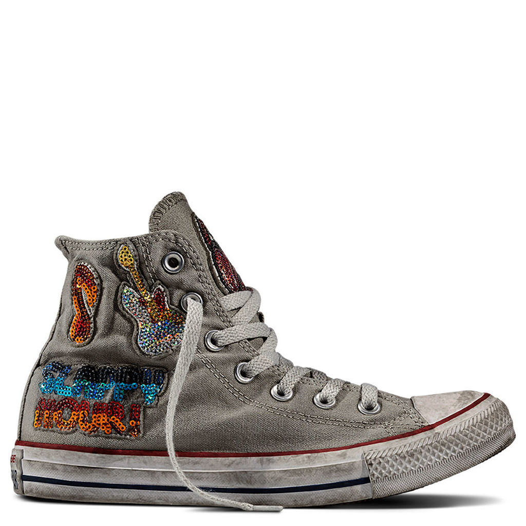 Chuck Taylor All Star Music Patchwork