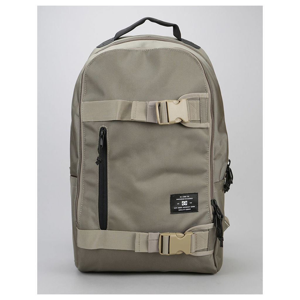 DC Caryall III Skatepack - Dusty Green (One Size Only)