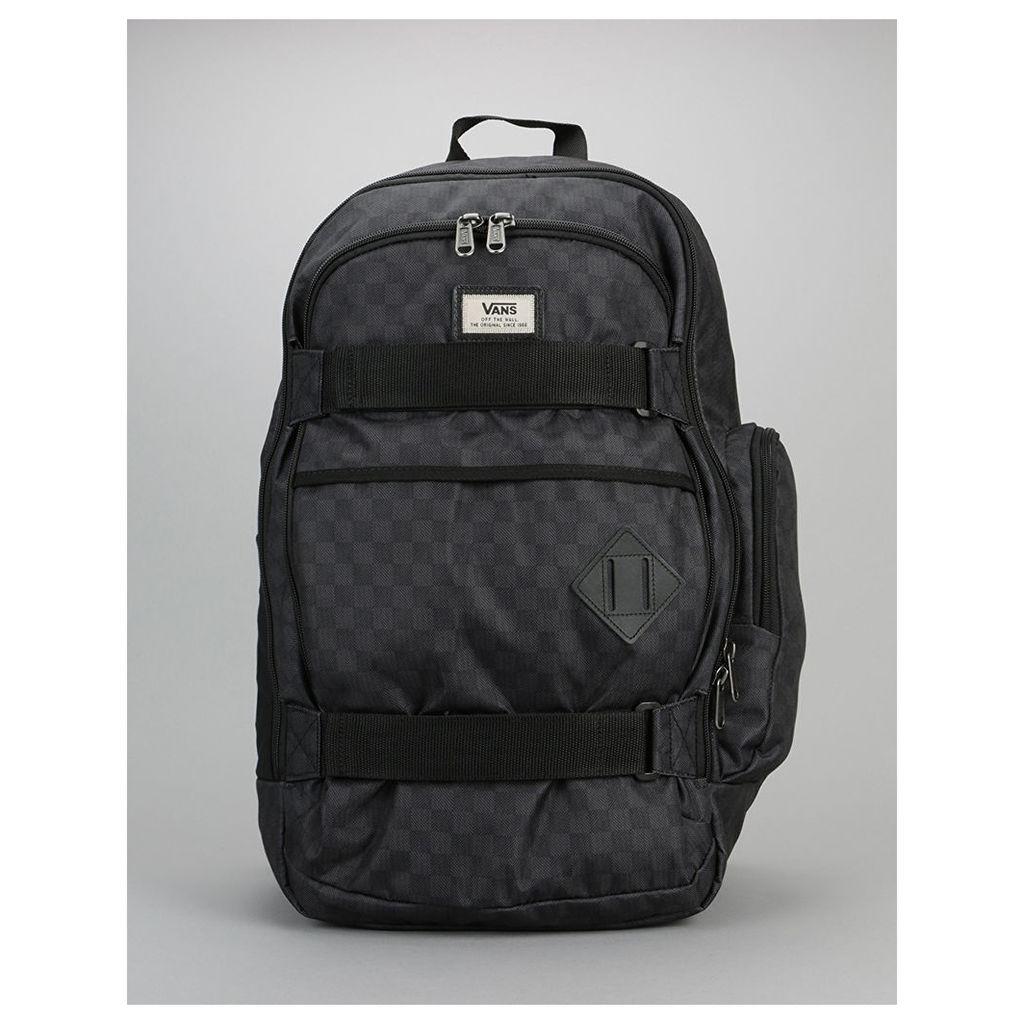 Vans Transient III Skatepack - Black/Charcoal (One Size Only)