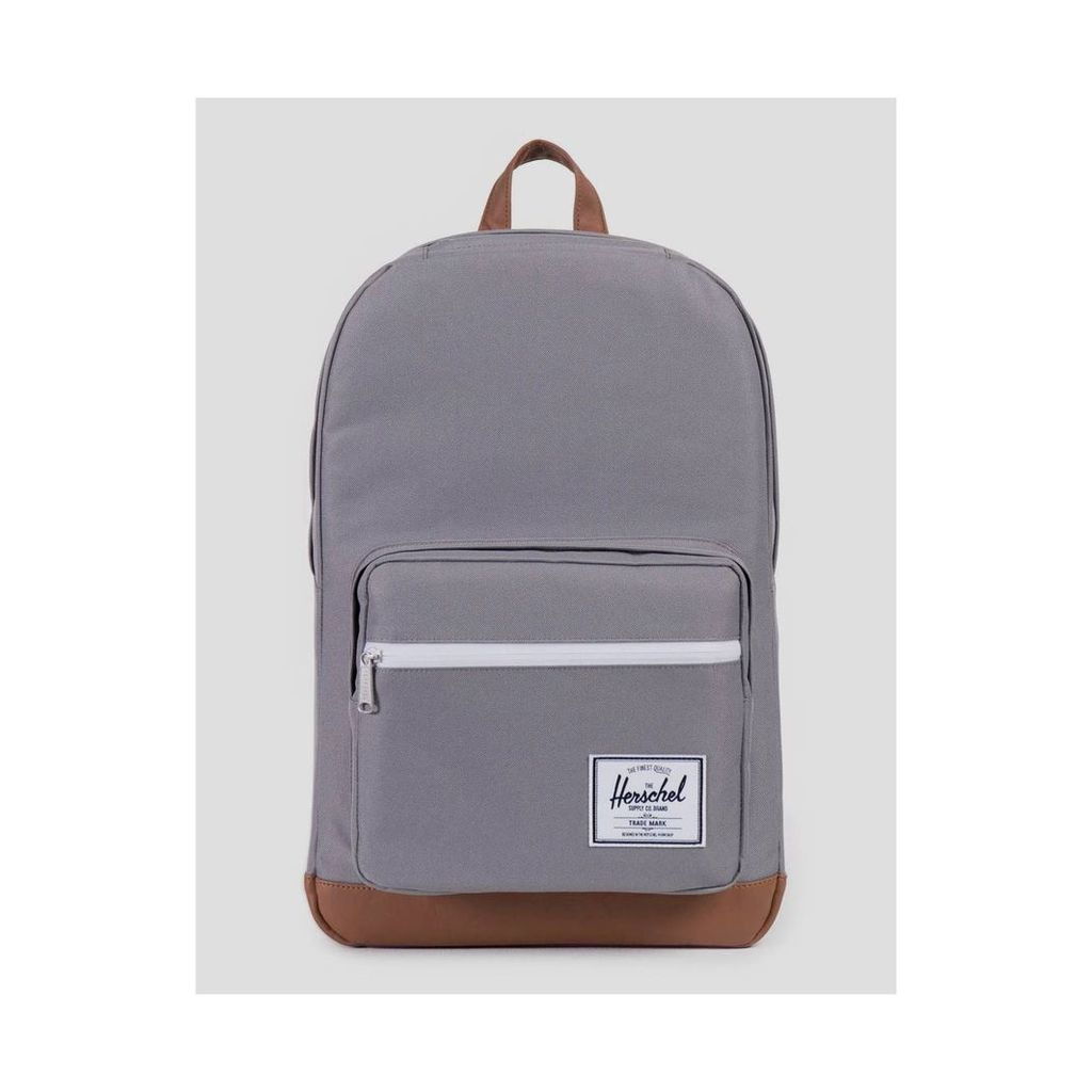 Herschel Supply Co. Pop Quiz Backpack - Grey/Tan (One Size Only)