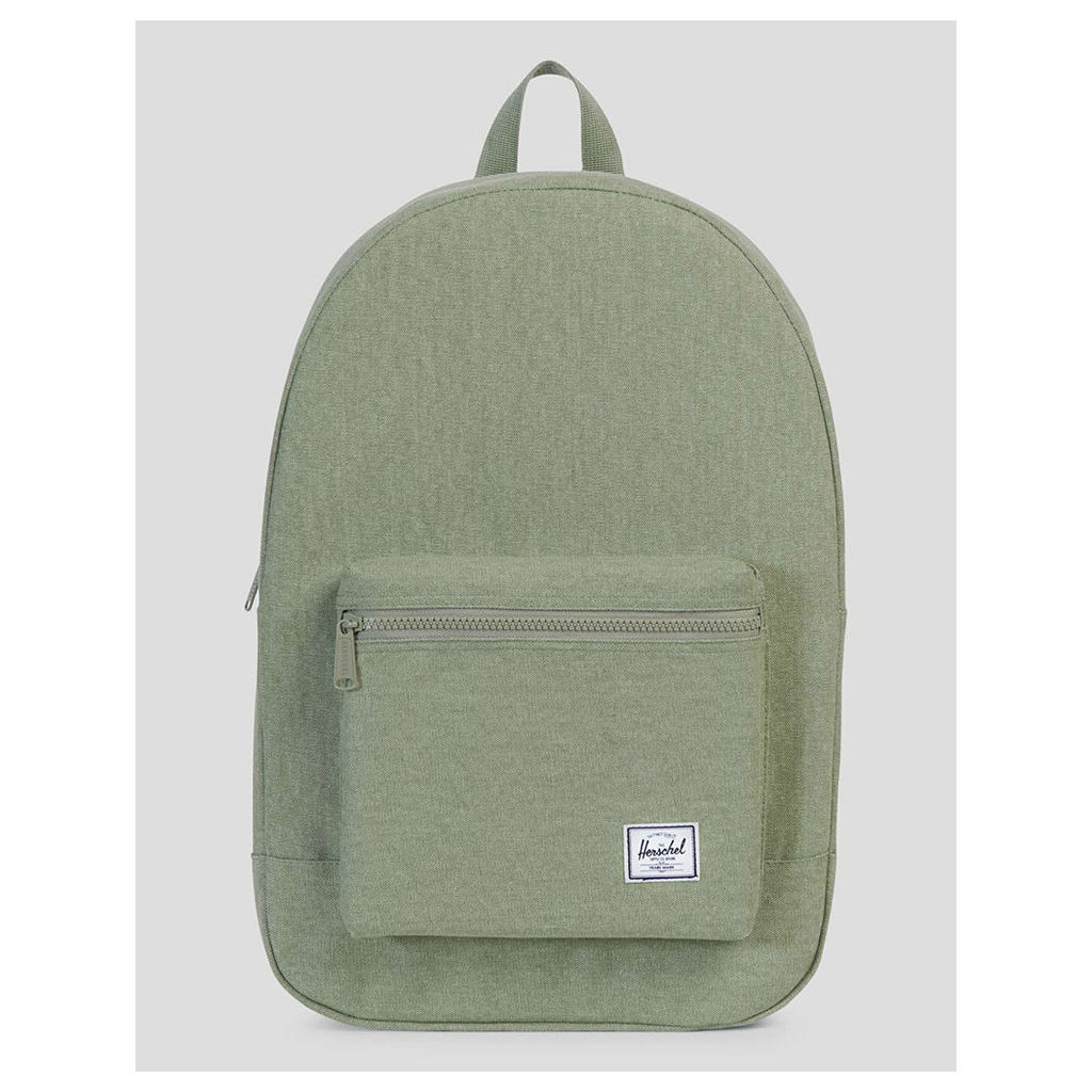 Herschel Supply Co Cotton Casuals Daypack Backpack - Deep Lichen Green (One Size Only)