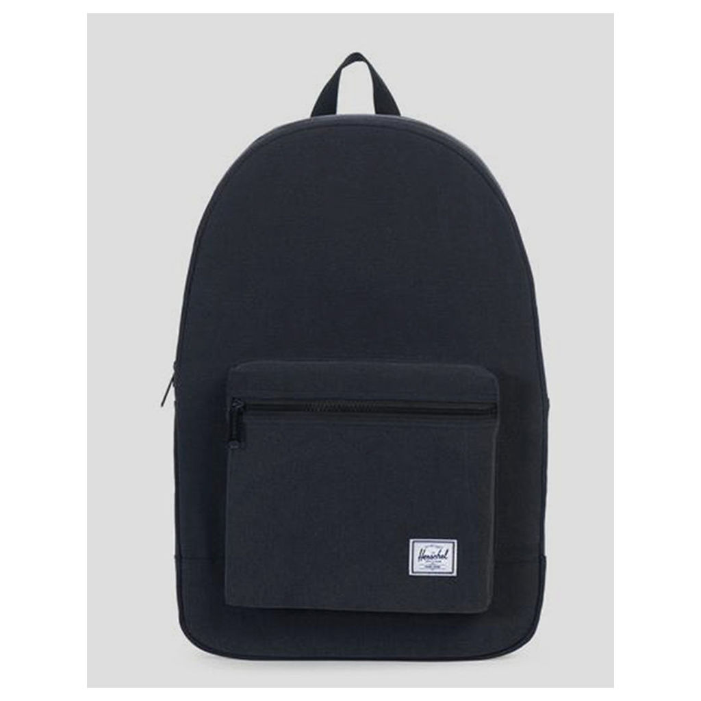 Herschel Supply Co Cotton Casuals Daypack Backpack - Black (One Size Only)