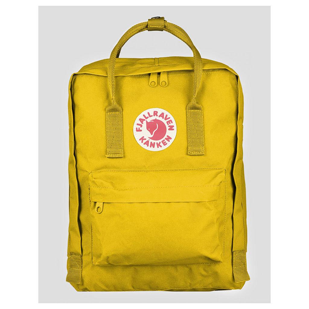 Fjällräven Kånken Backpack - Warm Yellow (One Size Only)