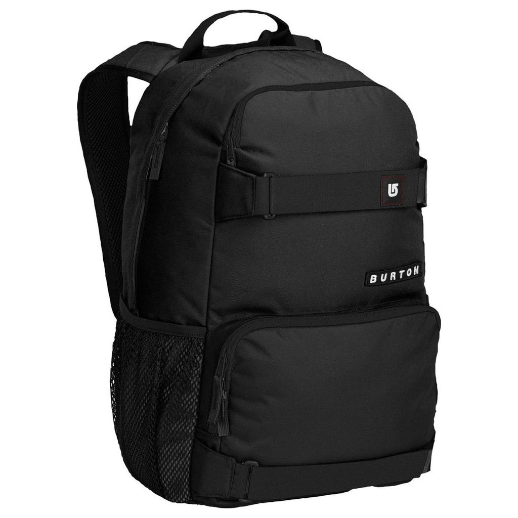 Burton Treble Yell Backpack - True Black (One Size Only)