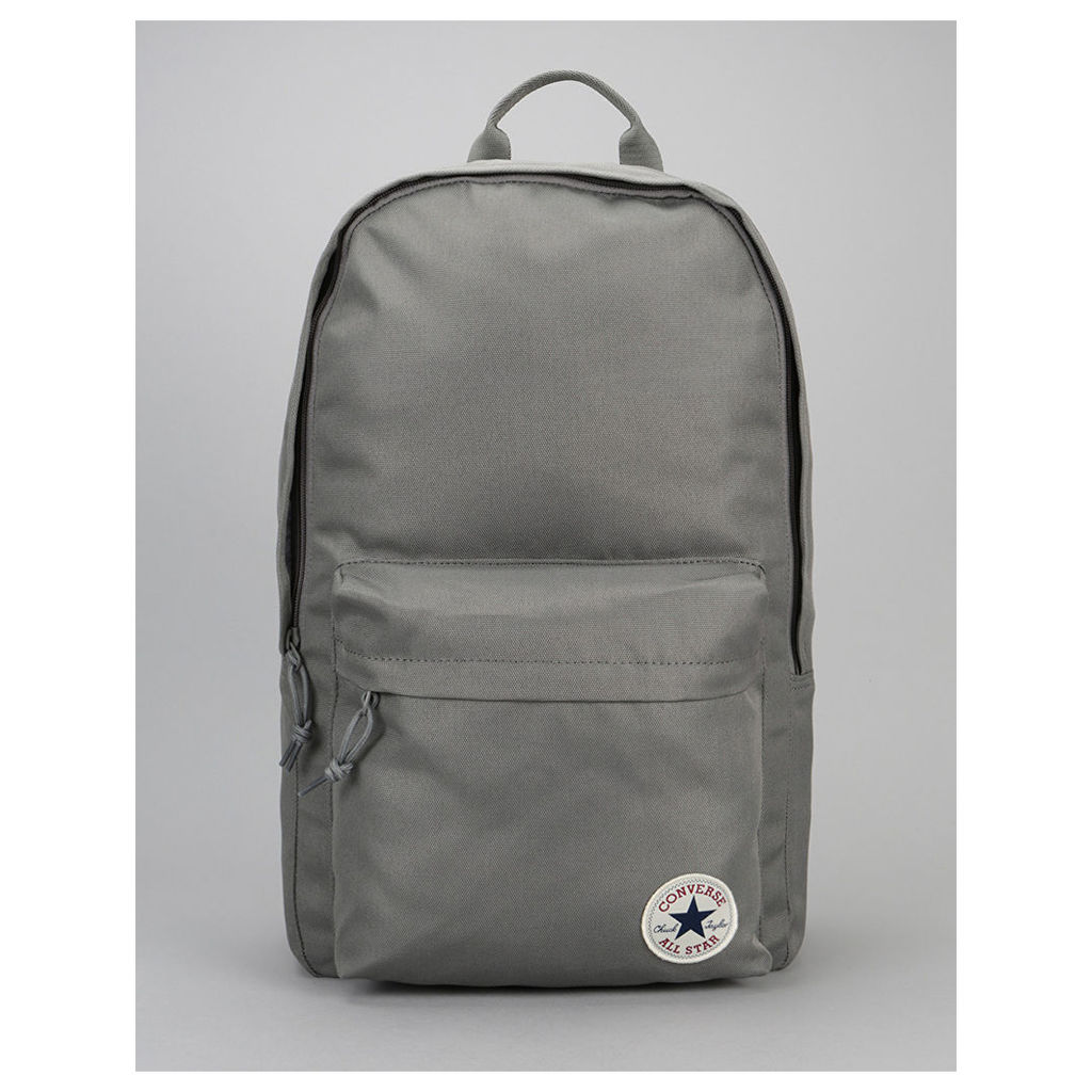 Converse Core Poly Backpack - Converse Charcoal (One Size Only)