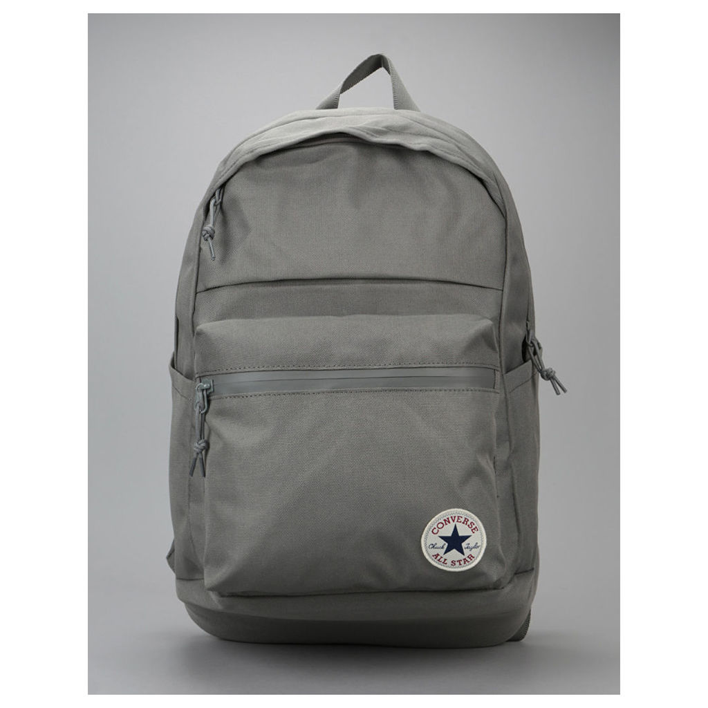 Converse Core Poly Chuck Plus Backpack - Converse Charcoal (One Size Only)