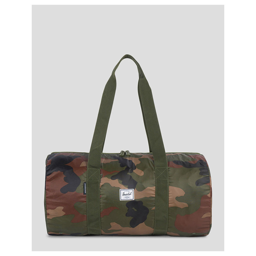 Herschel Supply Co. x Independent Trucks Packable Duffle Bag - Camo (One Size Only)