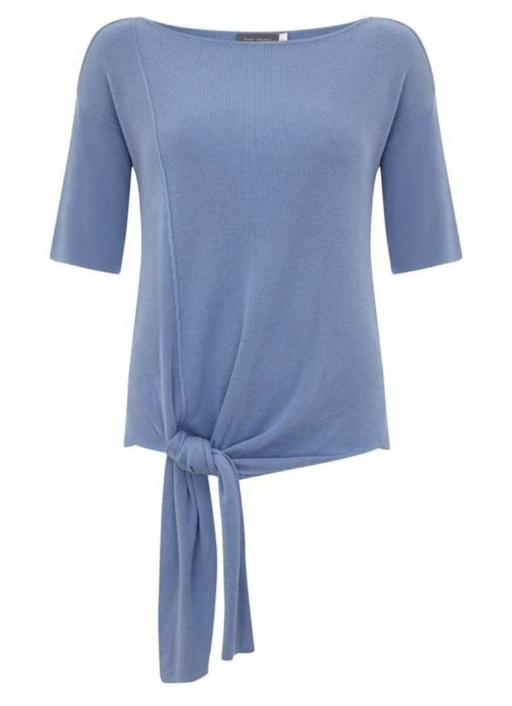 Bluebell Knotted Tee