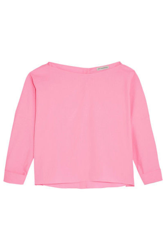 Vika Gazinskaya - Cotton Blouse - Baby pink